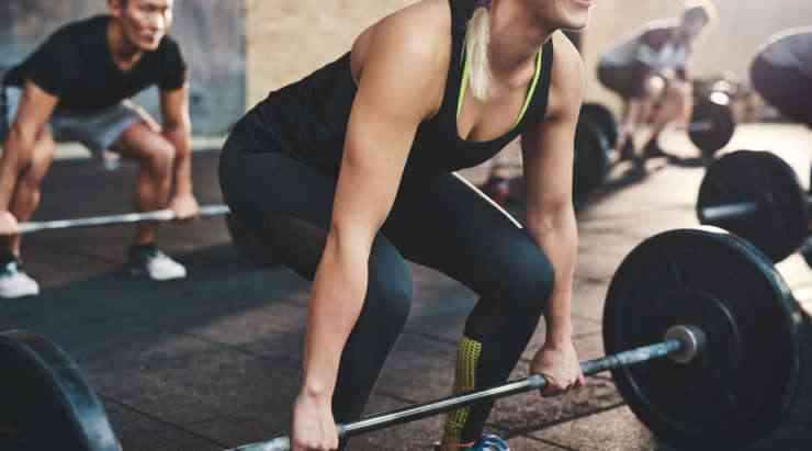 Crossfit is easy: it's you versus yourself